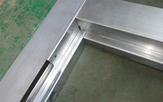 door frame cold forming equipment