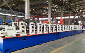 Wind forming equipment production line manufacturer