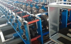Clean box cold forming machine equipment