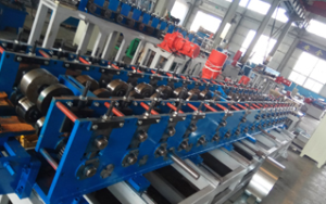 Weifang Foundation Box Cold Forming Machine Equipment Manufacturer