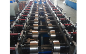 Fire Box Forming Equipment Production
